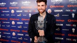 64. Eurovision Şarkı Yarışması'nı 44 yıl sonra o ülke kazandı!