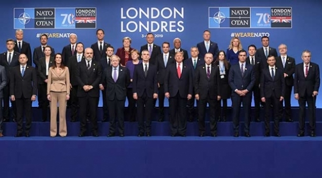 70.NATO Liderler Zirvesi'nin ardından sonuç bildirgesi yayınlandı: Londra Deklarasyonu