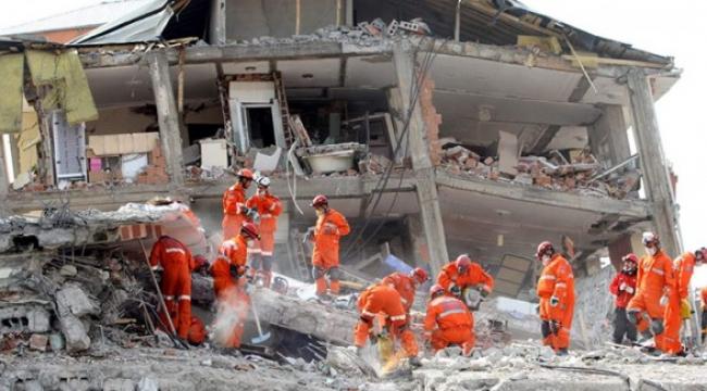 Deprem Bölgesinde son durum: AFAD