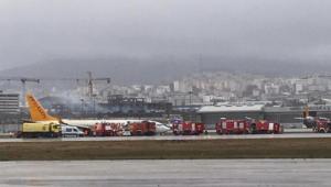 Sabiha Gökçen Havalimanı uçuş trafiğine kapatıldı, uçuşlar Yeni Havalimanı'na yönlendirildi: İstanbul