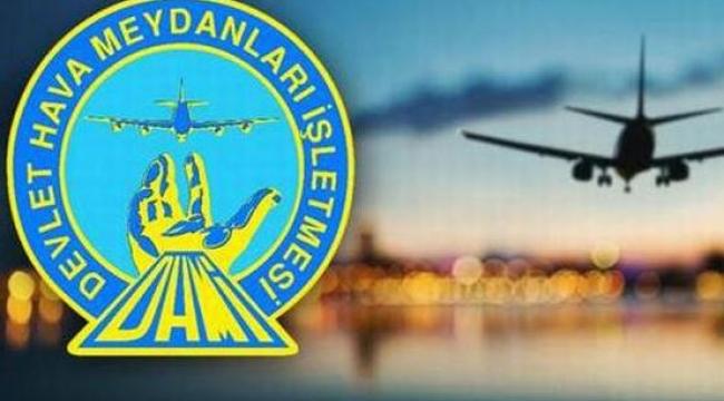 Havayolu yolcuları güvenli seyahat için uyarıldı: DHMİ