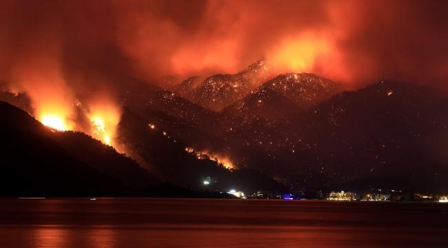 5 gündür devam eden orman yangınlarında son durum: Tarım ve Orman Bakanlığı