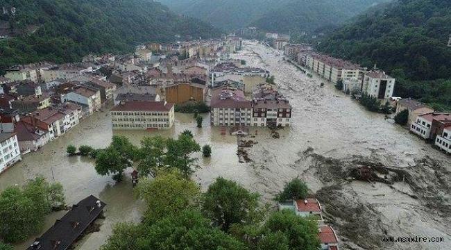 Batı Karadeniz'deki sel felaketinde hayatını kaybedenlerin sayısı 57'ye yükseldi: AFAD